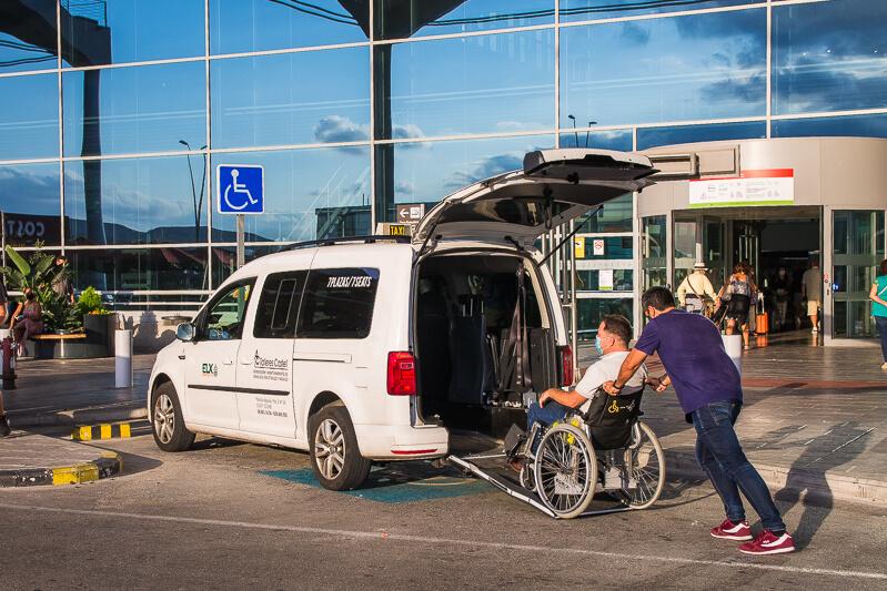 eurotaxi aeropuerto alicante