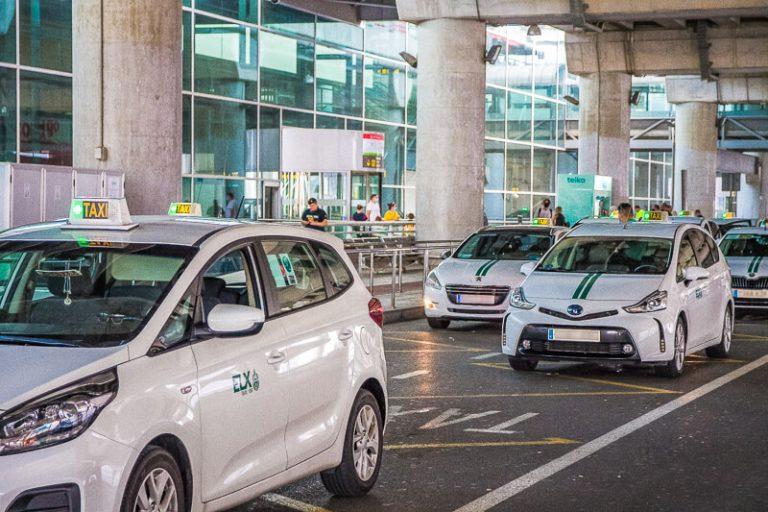taxis aeropuerto alicante