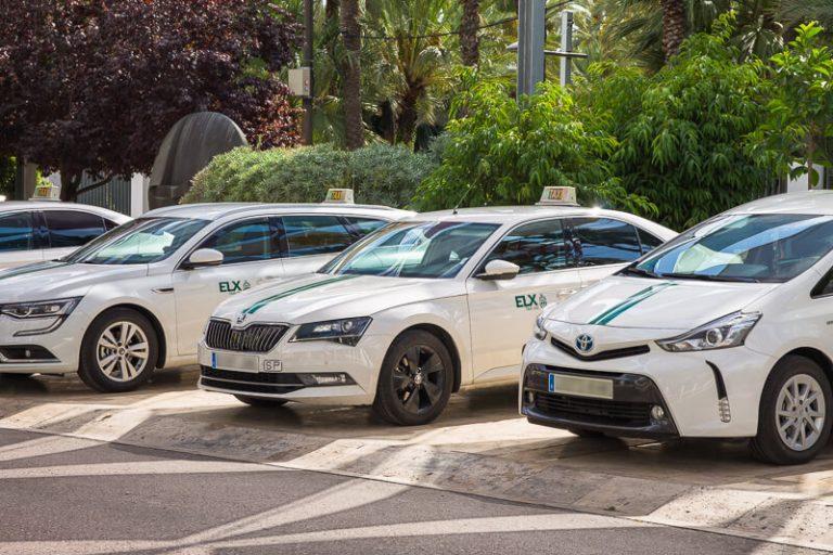 taxis en elche